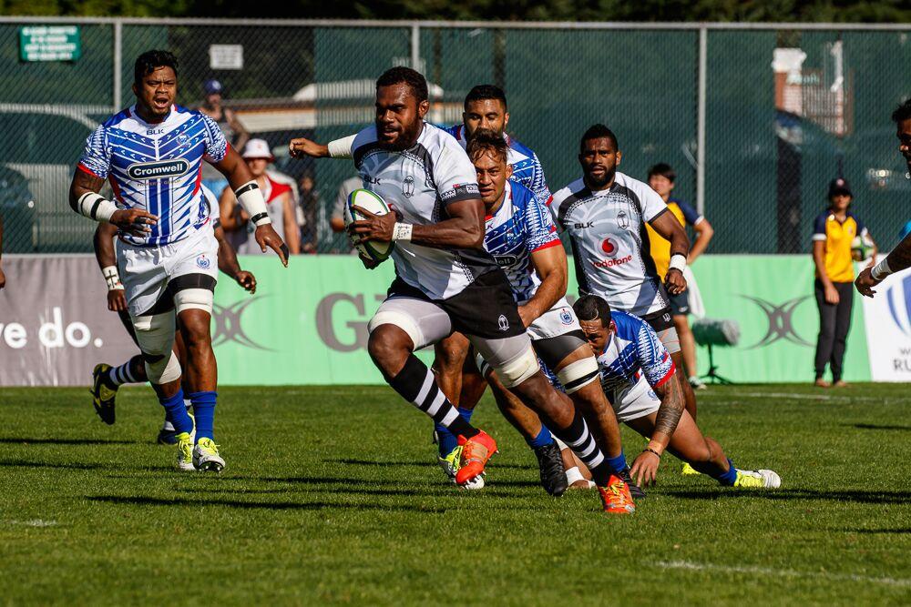 Fiji vs Samoa
